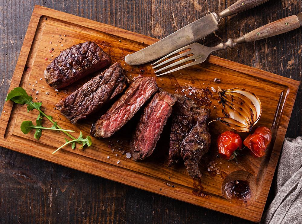 Buffalo Meat Health Benefits