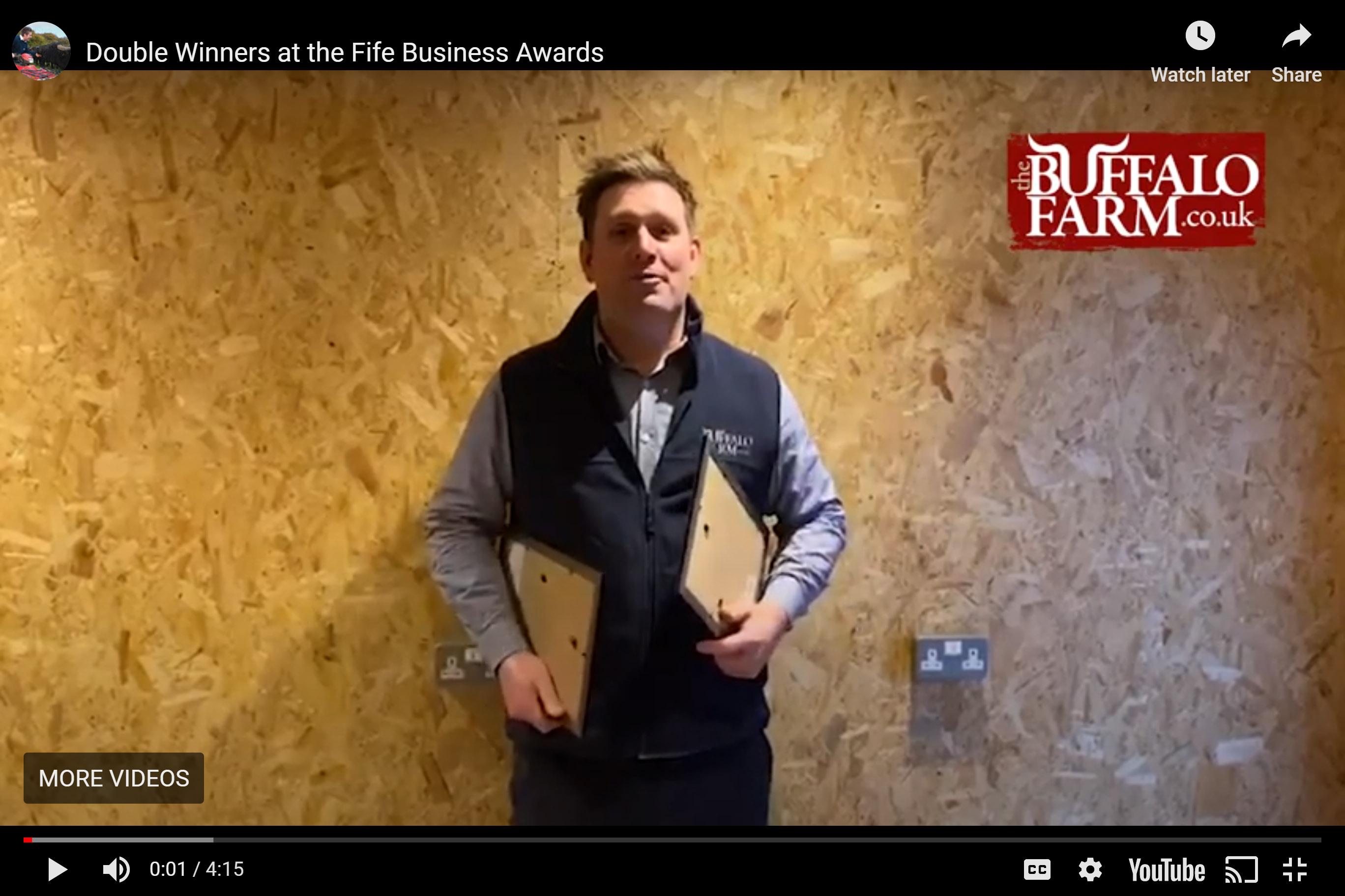 Fife Business Awards Winners 2020
